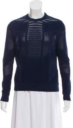 Torn By Ronny Kobo Long Sleeve Knitted Sweater