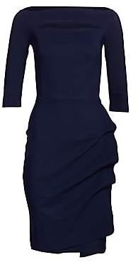Chiara Boni Women's Kate Boatneck Dress