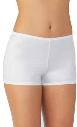 Vassarette Women's Undershapers Light Control Boy Short Panty, Style 4842001
