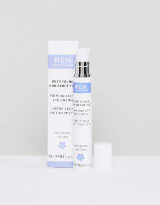 Ren REN Keep Young & Beautiful Anti-Ageing Eye-Cream 15ml