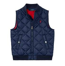 Polo Ralph Lauren Quilted Vest(2-7 Years)