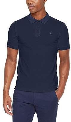 Replay Men's M3537a.000.22450v Polo Shirt, (Dark Blue 882)