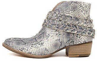 Django & Juliette New Lilla Womens Shoes Boots Ankle
