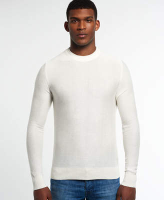 Superdry IE Double Collar Knit Sweater