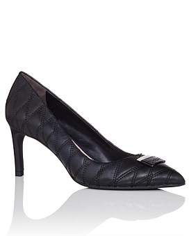 DKNY Evie - Pump 70Mm Diamond Quilted Nappa