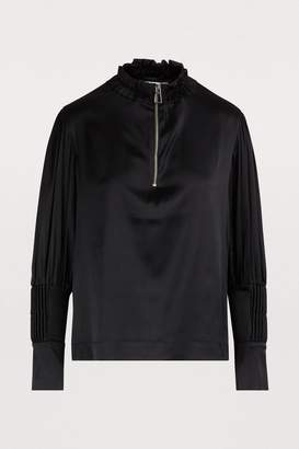 Each X Other Silk blouse
