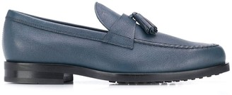 Tod's tassel detail loafers