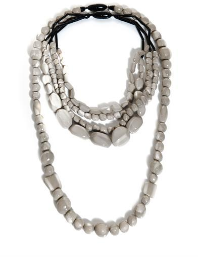 Max Mara Weekend by Onde necklace