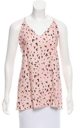 Hatch Sleeveless Printed Top w/ Tags