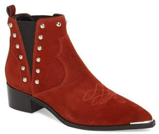 c4f75f3bf30 Marc Fisher Red Women s Boots - ShopStyle