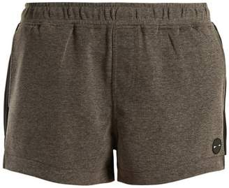 The Upside Elasticated Waist Performance Shorts - Womens - Grey