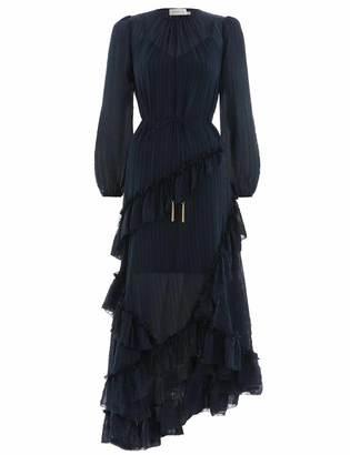 Zimmermann Folly Feathery Dress