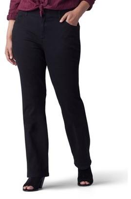 Lee Riders Women's Plus Size Flex Motion Bootcut Jean