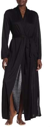Josie Natori 'Charlize' Jersey Robe
