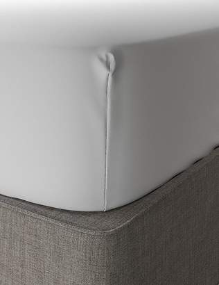 Marks and Spencer Non-Iron Pure Egyptian Cotton Extra Deep Fitted Sheet