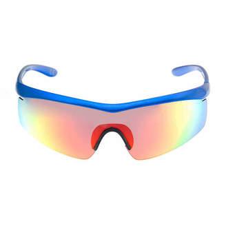 Xersion Half Frame Shield Sunglasses - Mens