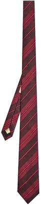 Burberry Modern Cut Striped Tie