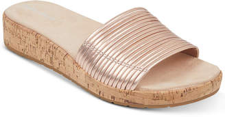 Easy Spirit Mullen Slide Sandals Women's Shoes