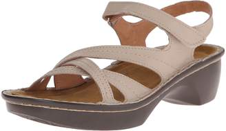 Naot Footwear Women's Paris Wedge Sandal