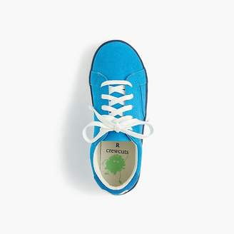 J.Crew Kids' Max the Monster lace-up sneakers
