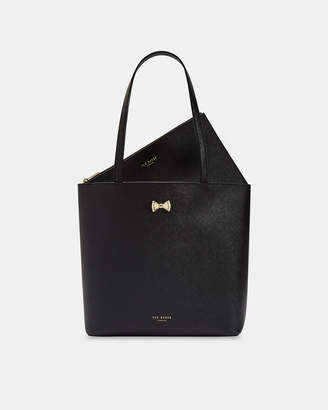 Ted Baker KASSIDI Bow detail shopper bag