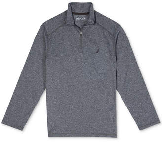 Nautica (ノーティカ) - Nautica Big Boys Quarter-Zip Pull-Over