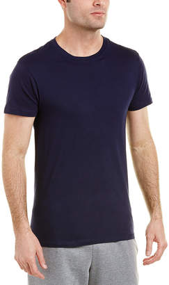 Original Penguin 3Pk Slim Fit Crew Neck T-Shirts