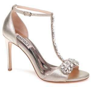 Badgley Mischka Pascale T-Strap Sandal