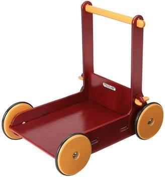 Linden Wood Baby Walker Toy