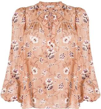 Ulla Johnson bohemian floral blouse