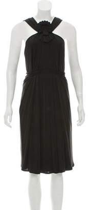 Temperley London Midi Knit Dress