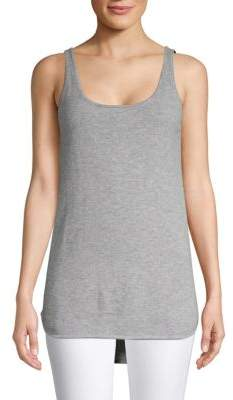 UGG Madelyn High-Low Cashmere Tank Top