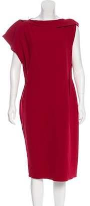 Lanvin Sleeveless Sheath Dress