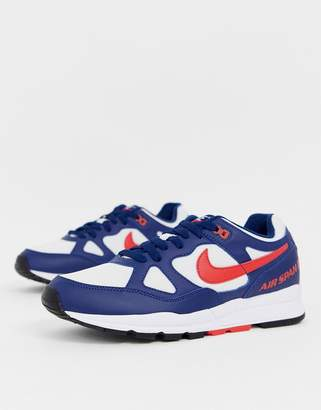 Nike Span II Sneakers In Blue
