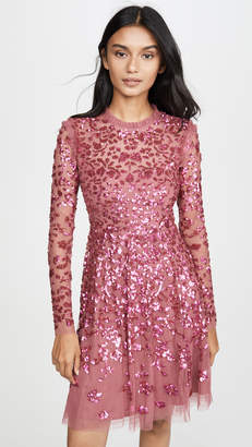 Needle & Thread Rosamund Sequin Dress