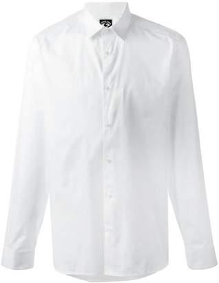 Kenzo cutaway collar shirt