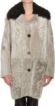 Sylvie Schimmel Lisbonne Reversible Leather Coat