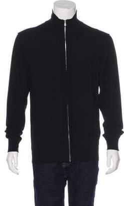 Dolce & Gabbana Knit Zip Sweater