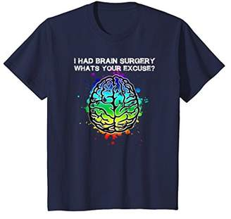 "The Official ""I Had Brain Surgery Whats Your Excuse"" T-Shirt"