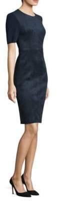 Elie Tahari Emily Sheath Dress