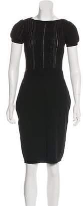 RED Valentino Midi Knit Dress