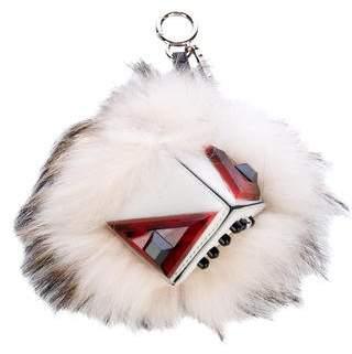 Fendi Flurry Monster Bag Bug Charm