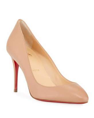 48502b7b8350 Christian Louboutin Eloise 85mm Napa Leather Red Sole Pumps