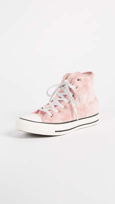 Converse Chuck Taylor All Star High Sherpa Sneakers