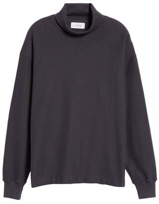 Lemaire Long Sleeve Roll Neck T-Shirt