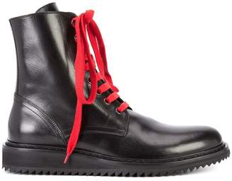 Ann Demeulemeester Glace boots
