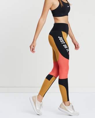 Nike Dri-FIT Power Graphic Training Tights