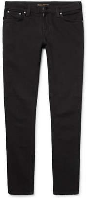 Nudie Jeans Skinny Lin Organic Stretch-Denim Jeans