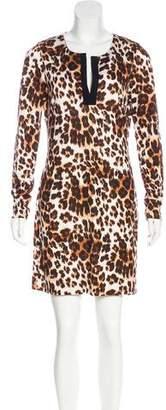 Diane von Furstenberg Reina Printed Dress