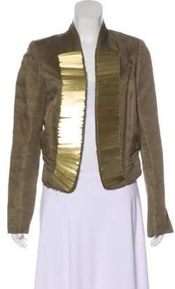 Damir Doma Embellished Open Front Jacket
